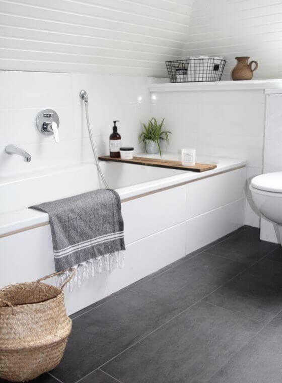 Inspired Home Decorate Like A Scandinavian Bath