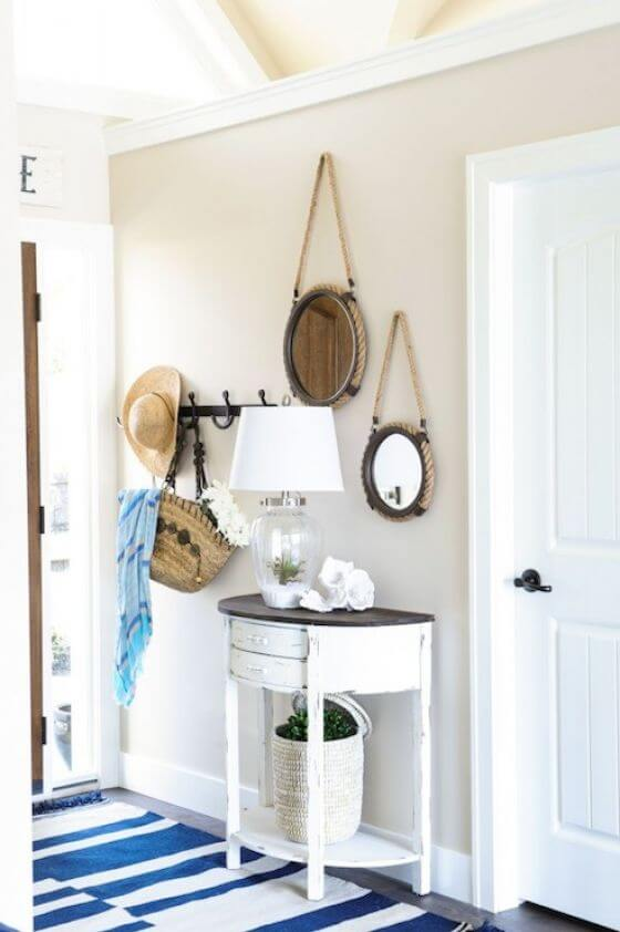 Inspired Home Entryway Cottage