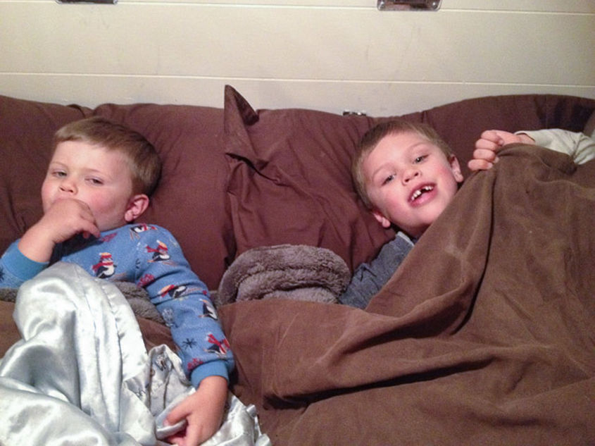 Kids Camper