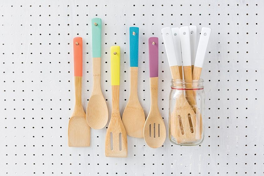 Organization Products Brightly Colored Kitchen Tools Gadgets