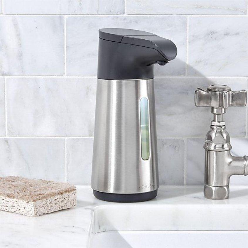 Kohler Touchless Foaming Soap Dispenser Ss