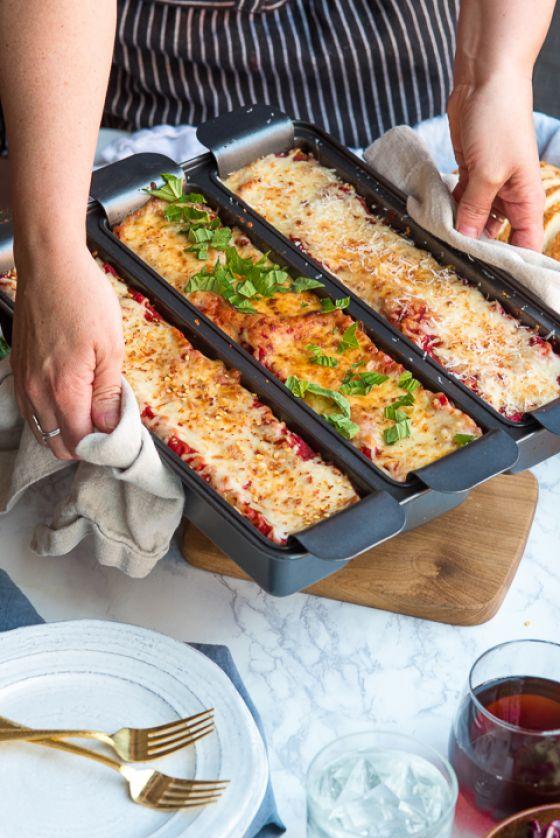 Lasagna Trio Pan 5