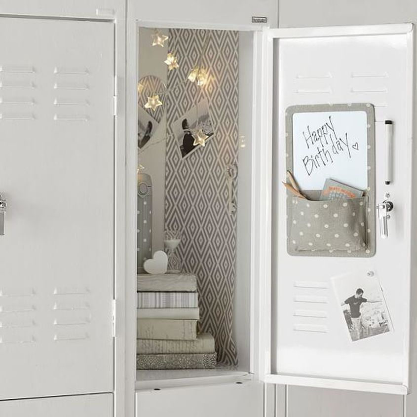 Locker Decor Ideas Inspired Home