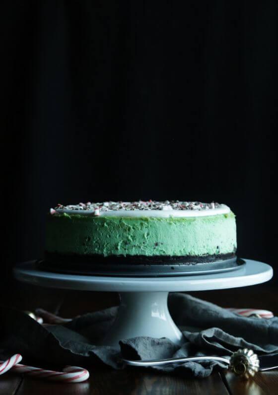 Mint Cheesecake Pin