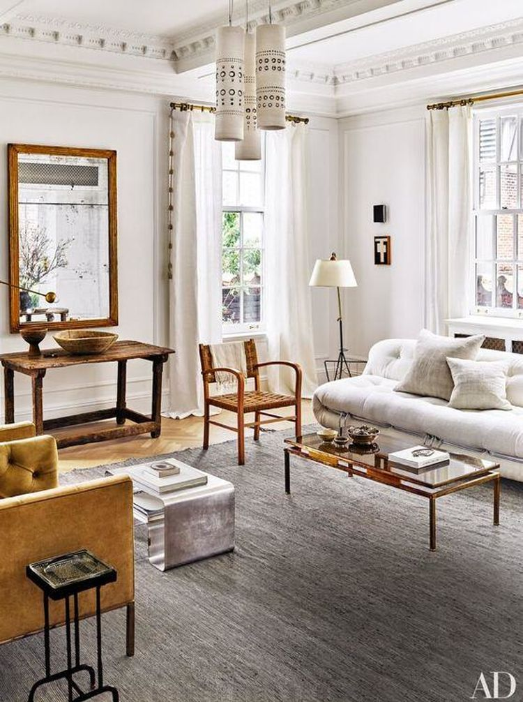 Nate Berkus Interior Design Lounge New York Home 3 1