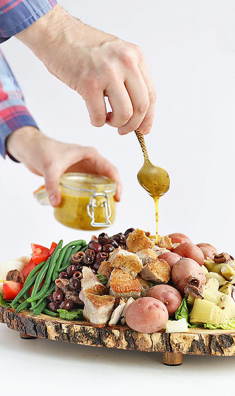 Nicoise Salad 1