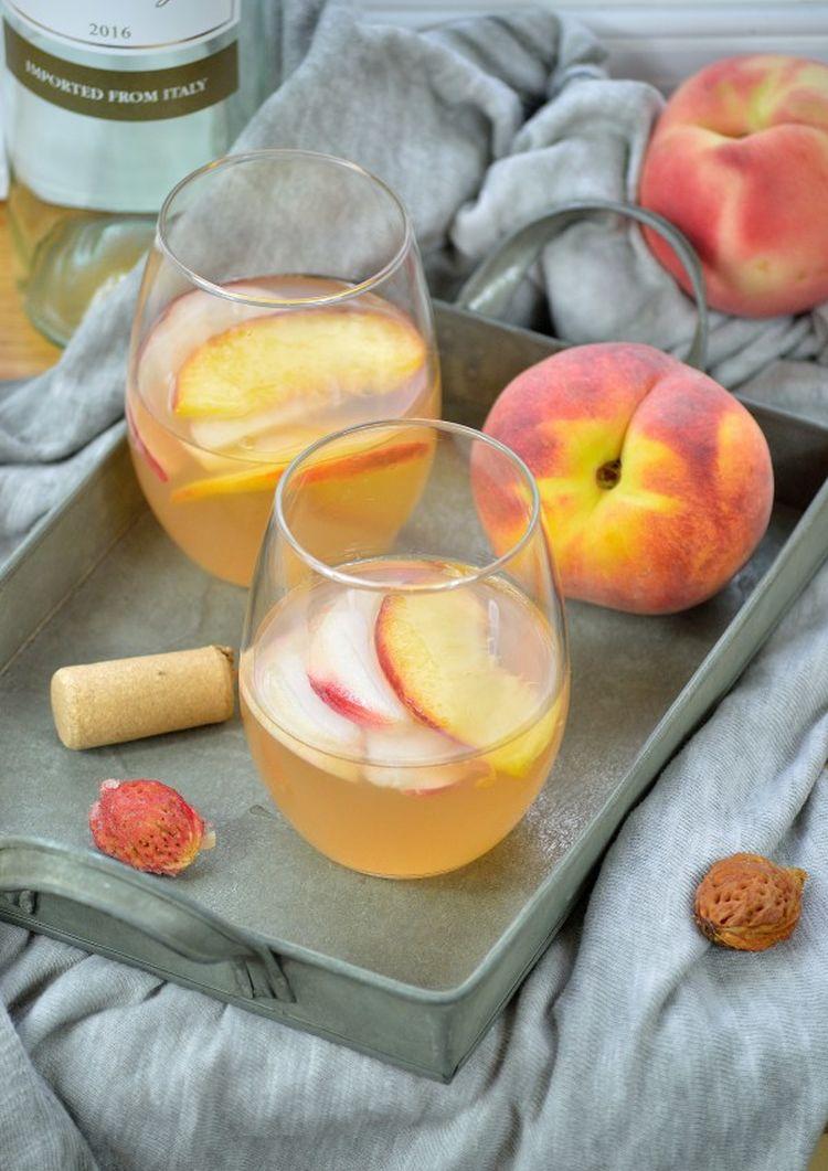 Peach Sangria 3