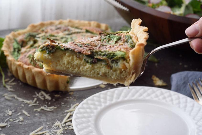 Quiche Pie Server