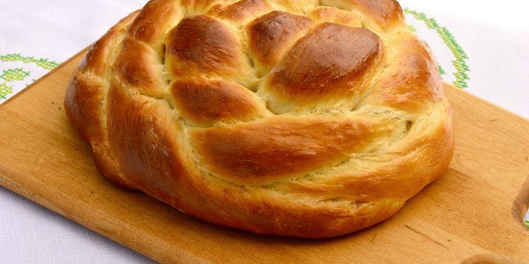 Round Challah for Rosh Hashanah