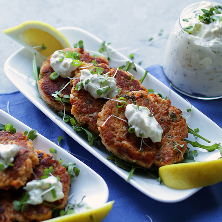 Salmon Patties 14
