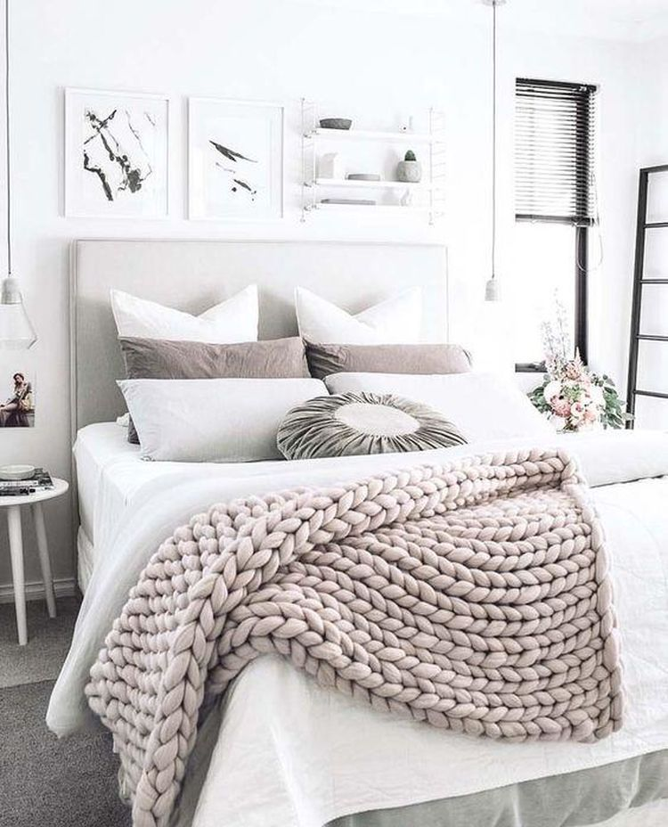 Scandinavian Decorating Bedroom Inspired Home