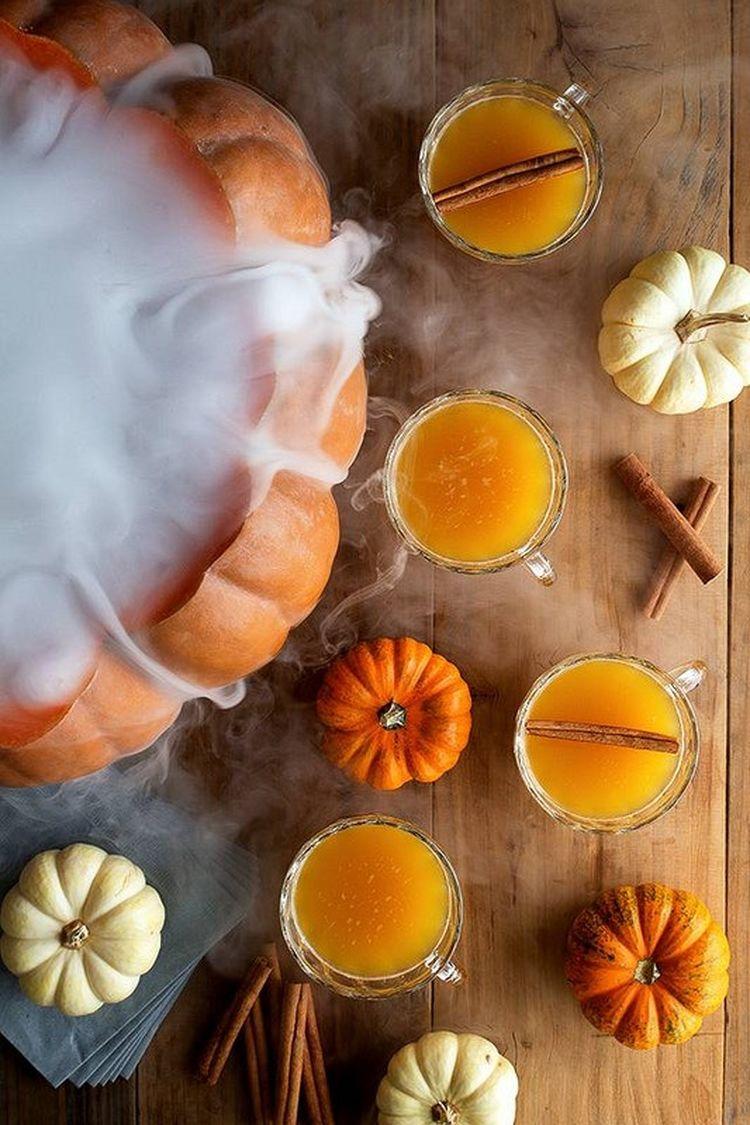 Set A Slightly Spooky Halloween Dinner Party 5