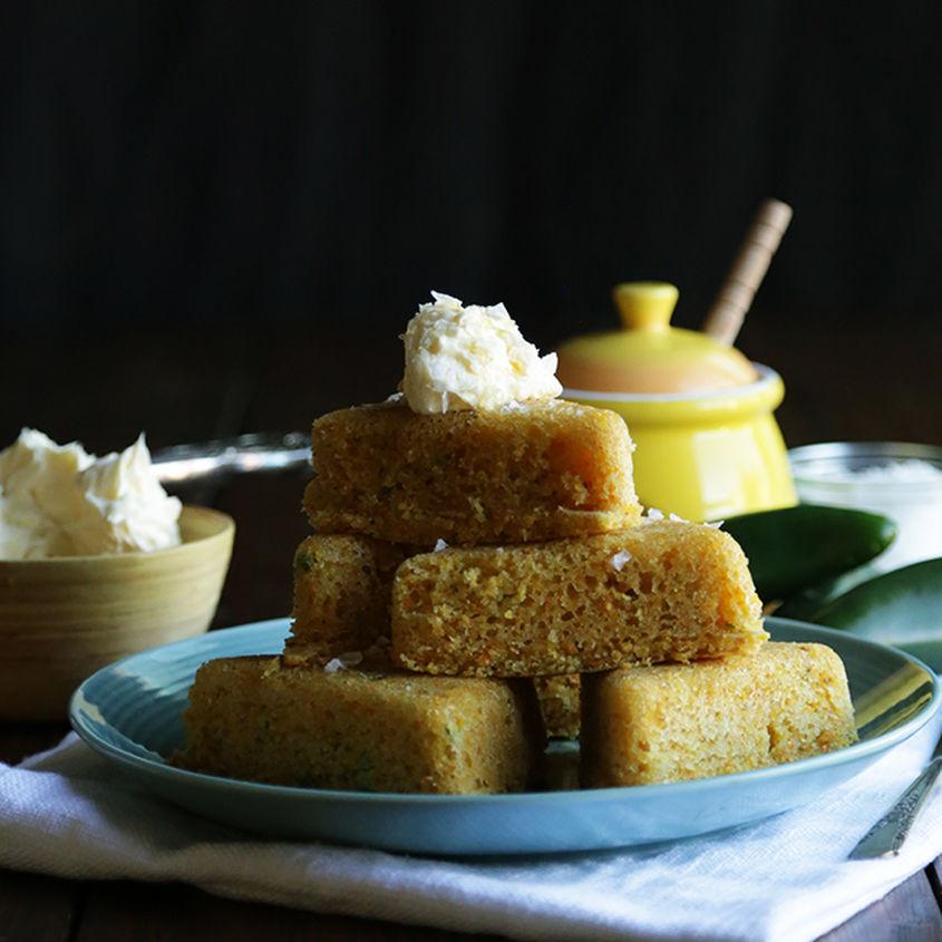 Skillet Corn Bread Site