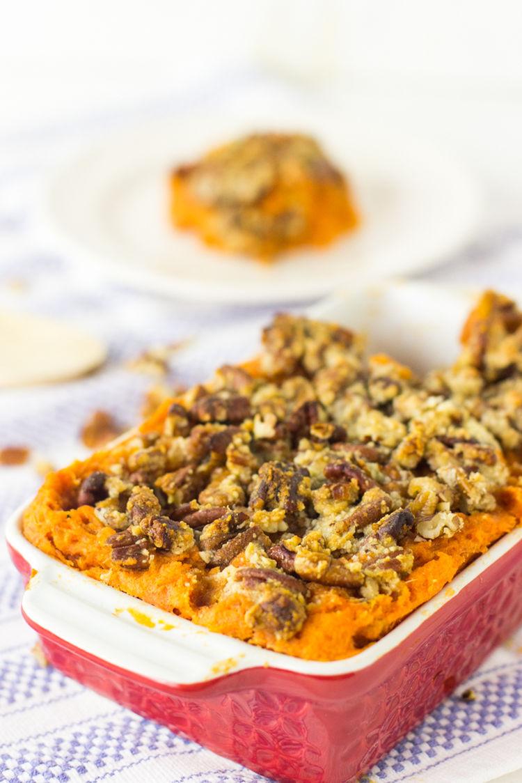 Skinny Sweet Potato