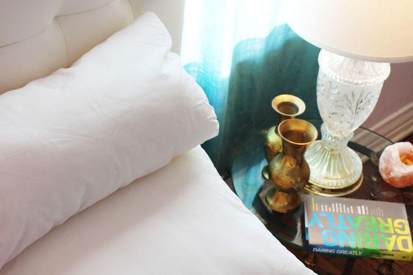 sleep tips pillow