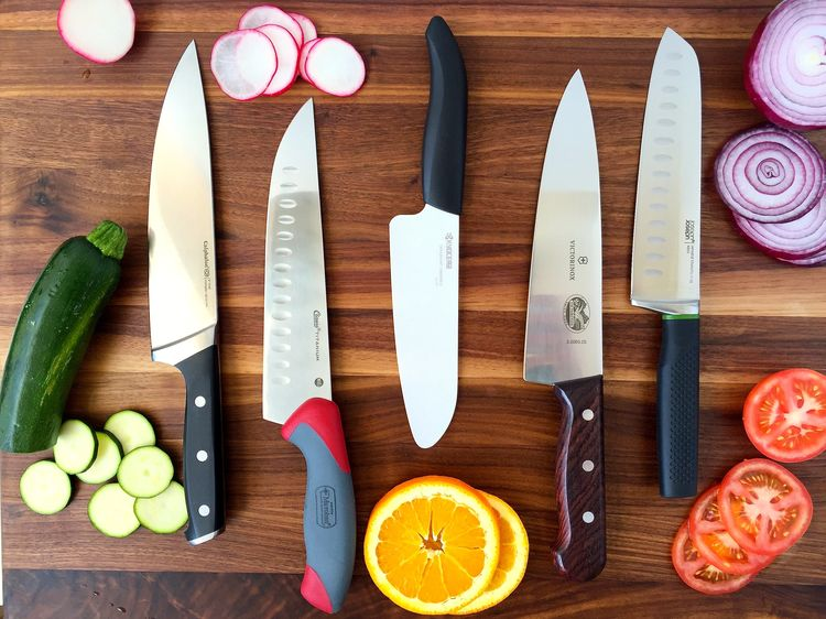 Slice Like a Chef: Cutting Edge Cutlery for the Home Kitchen