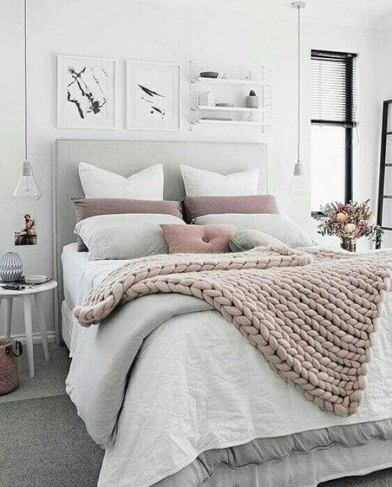 Spring Cleaning Bedding Inspired Home