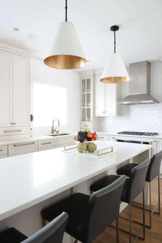Spring Cleaning Light Fixture Inspired Home