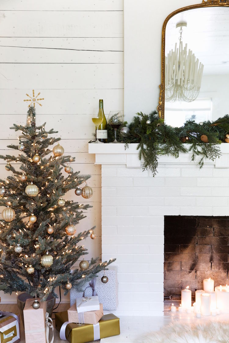 Stress Free Holiday Decorating Inspired Home 2