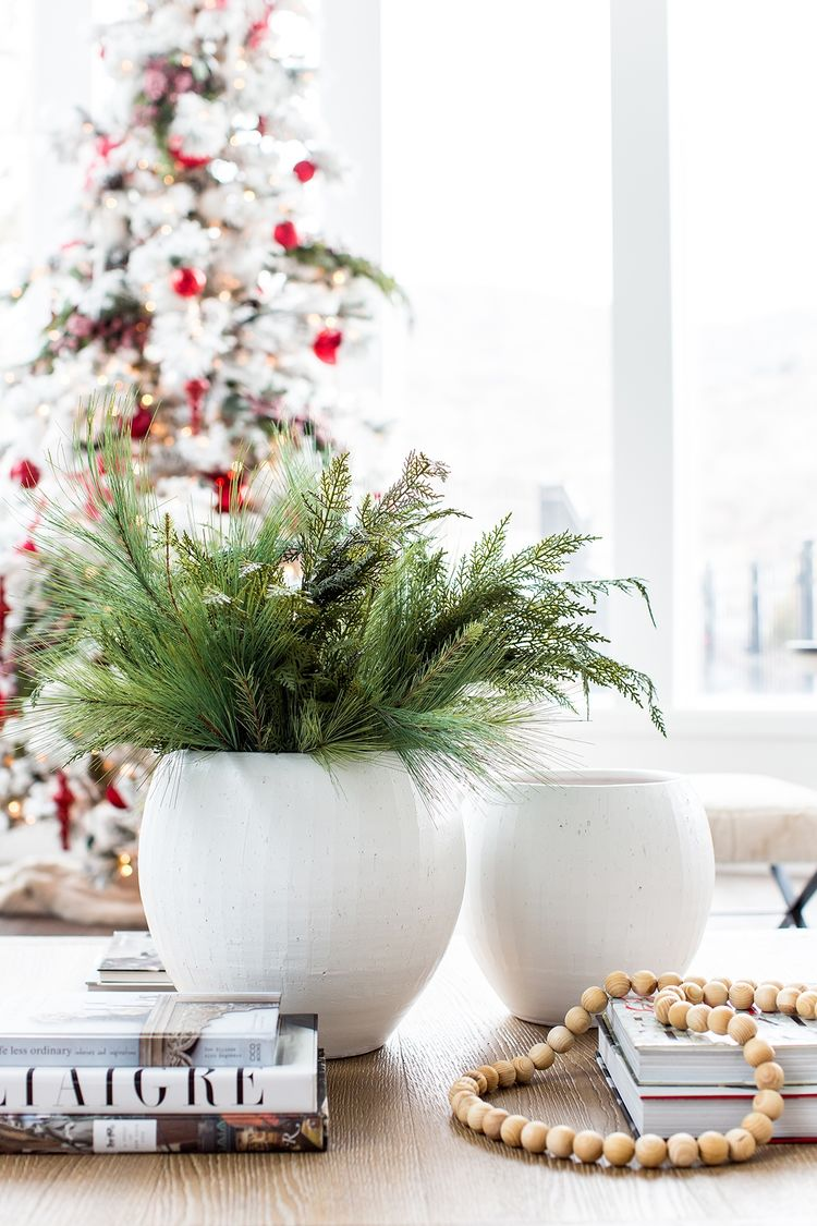 Stress Free Holiday Decorating Inspired Home 3