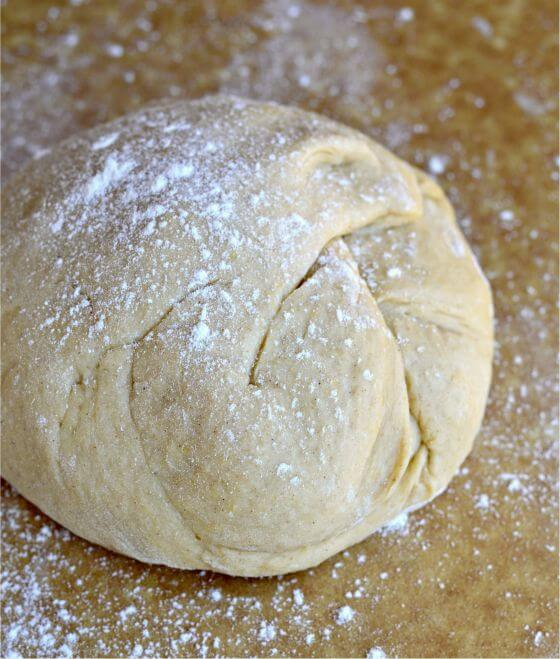 sufganiyot-dough