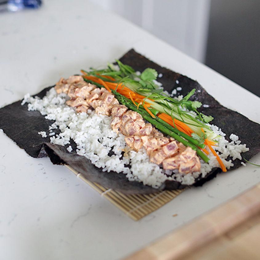 Sushi Burrito 13