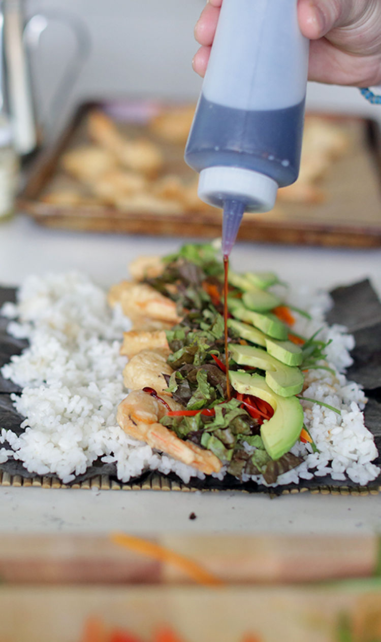 Sushi Burrito 15