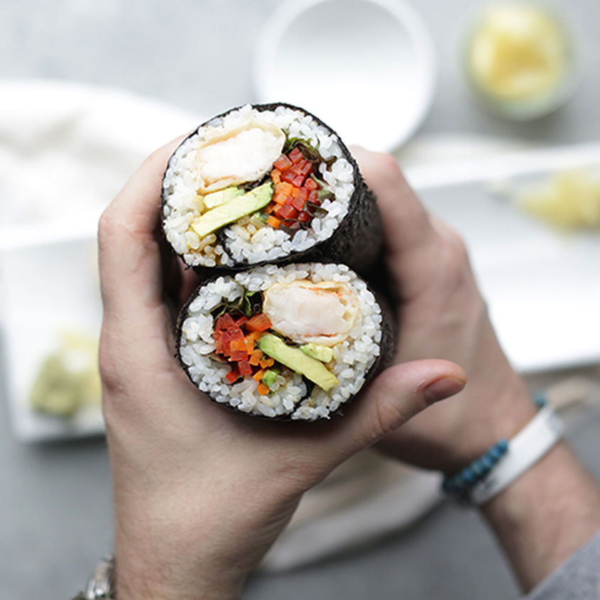 Sushi Burrito 17