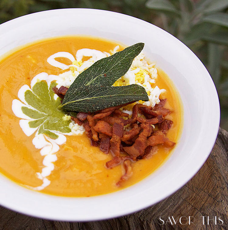 Sweet Potato Soup3 Sq