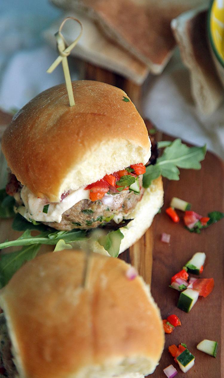 Turkey Burger Pinterest 2