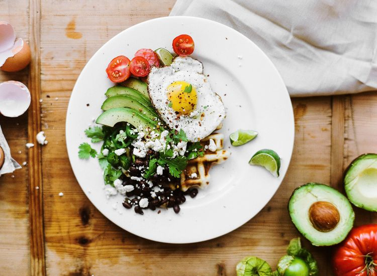 Make These Gluten-Free Waffles Rancheros for a Great Twist on the Classic