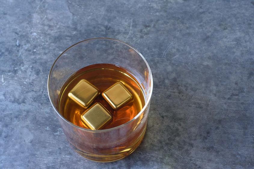 Whiskey Stones Metal