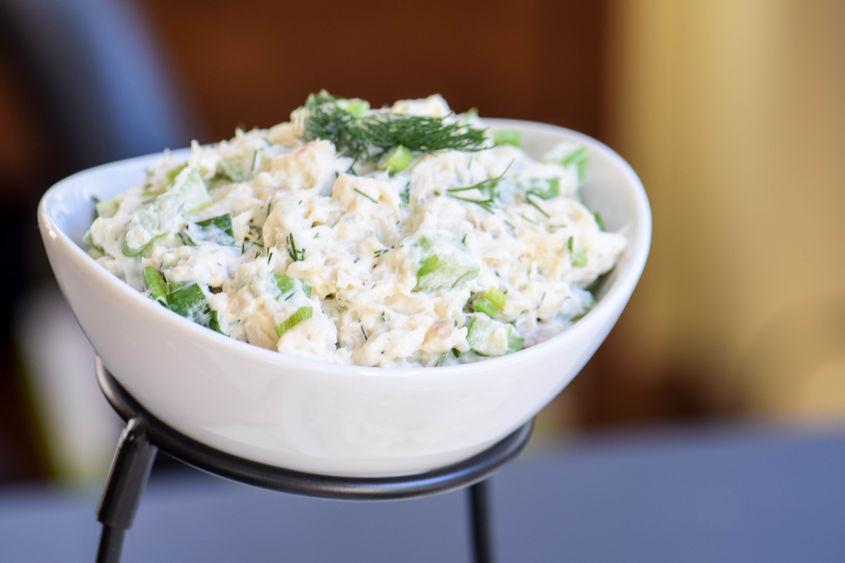 Yom Kippur Whitefish Salad