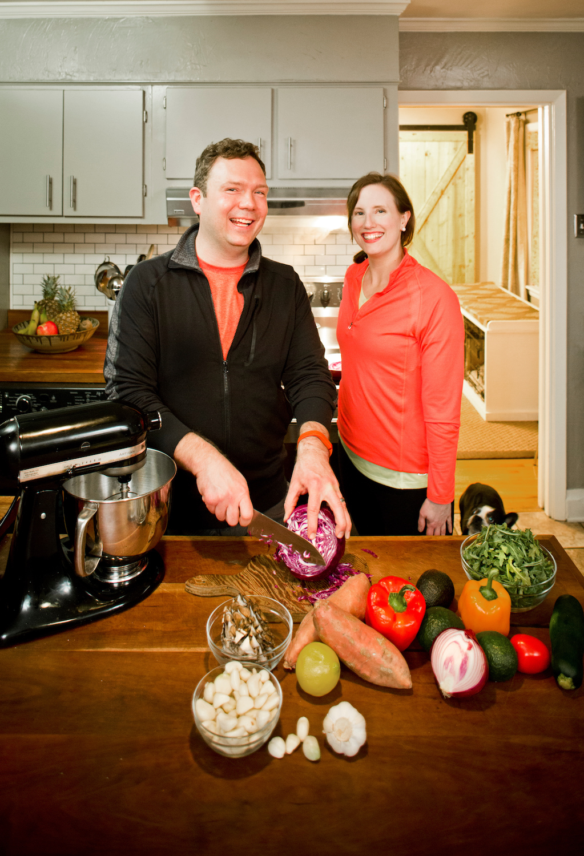 Justin Fox Burks + Amy Lawrence image