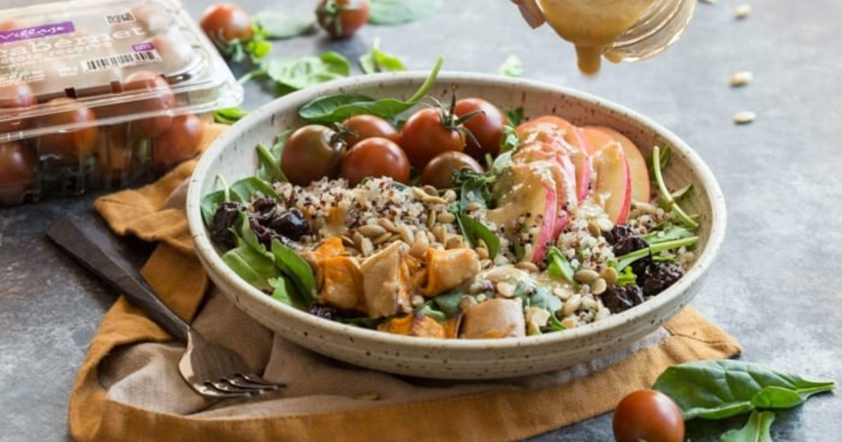 29 Grain Bowls That Are Perfect For Healthy Eating The Inspired