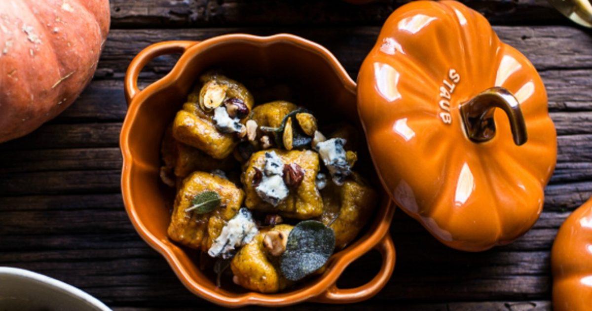 pumpkin gnocchi nutrition