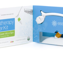 Featured Product Aromatherapy Shower Kit