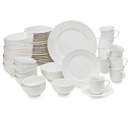 Featured Product Antique Quilt 48-Piece Dinnerware Set