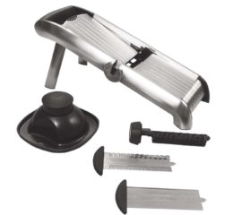 Featured Product SteeL Chef's Mandoline Slicer