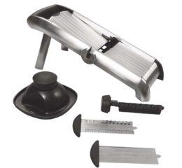 Featured Product SteeL Chef's Mandoline Slicer