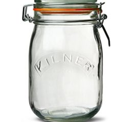 Featured Product Round Clip Top Jar 1L
