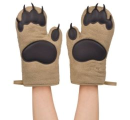 Featured Product Bear Hands Oven Mitts