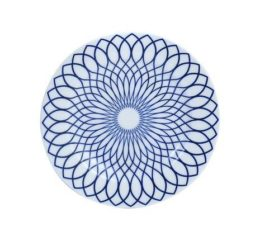 Featured Product Lavina Cobalt Salad Plate