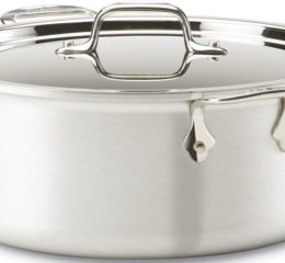 Featured Product MC2 Stainless Steel 8-Qt. Stockpot