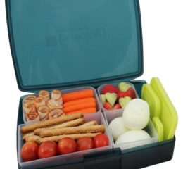 Featured Product Leak-Resistant Bento Lunch Box with 5 Removable Containers