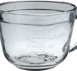 Featured Product 2 Quart Ovenproof Glass Batter Bowl