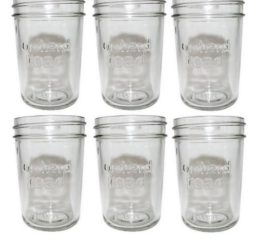 Featured Product Half Pint Jelly Jars