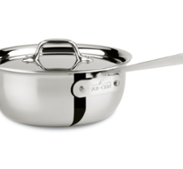 Featured Product d5 Stainless-Steel Saucier