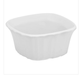 Featured Product Corningware French White Square Ramekins
