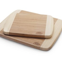 Featured Product Bamboo Cutting Board Set of 2